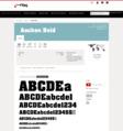 Aachen Bold
