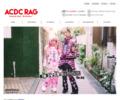 ACDC RAG 原宿・竹下通り店