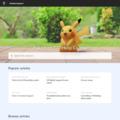 ポケストップやジムについて報告する – Pokémon GO