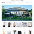 無印良品エスパル福島店のサイトイメージ