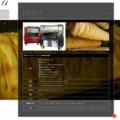バウムクーヘンオーブン自動6本焼き機