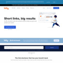 Bitly | URL Shortener and Link Management Platform