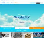 WonderFLY-ANA Crowdfunding-