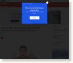 How a 'Pen-Pineapple-Apple-Pen' earworm took over the internet - BBC News