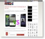 【Xperia Z2 vs LG G3】液晶、写真、動画の美しさはLG G3の勝ち