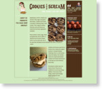 COOKIES AND SCREAM | VEGAN AND GLUTEN FREE BAKERY