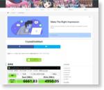 CrystalDiskMark - ソフトウェア - Crystal Dew World