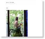 窓辺 - 顔のない美女図鑑