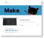 GPIOでLEDの点滅(Python) | Make.