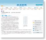 12年県内企業売上高 上位100社、初の2兆円 -  琉球新報 - 沖縄の新聞、地域のニュース