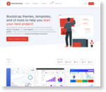 Start Bootstrap - Free Bootstrap Themes and Templates