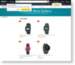 Amazon.co.uk Best Sellers: The most popular items in Wristwatches