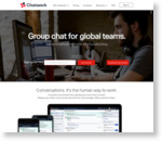 ChatWork - Simplify Business Communications