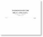 【インタビュー】せーの代表 石川涼「ファッションは終わり、感動するものだけが残る」 | Fashionsnap.com