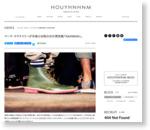 マーク・マクナイリーが手掛ける雨の日の男性靴「RAINMAN」。|NEWS(ニュース)|HOUYHNHNM(フイナム)