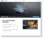 Komplete : サンプラー : Kontakt 5 Player | 製品