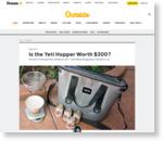 Is the Yeti Hopper Worth $300? | Gear Guy | OutsideOnline.com