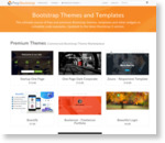 Bootstrap themes and templates | PrepBootstrap
