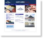 セントジェームス日本オフィシャルサイト
