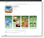 iTunes の App Store で配信中の iPhone、iPod touch、iPad 用 Photo Eraser for iPhone - Remove Unwanted Objects from Pictures and Images