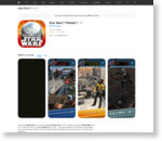 iTunes の App Store で配信中の iPhone、iPod touch、iPad 用 Star Wars™ Pinball 3