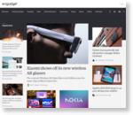 普通のメガネ風スマートグラスNorth Focals、Androidの通知に対応