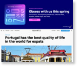 Portugal has the best quality of life in the world for expats