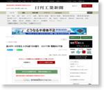 産ロボ4―6月受注、9.9%減1599億円 コロナで車・電機向け不振