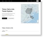 Uber - Tokyo