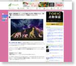 福岡市・福岡城跡でチームラボ「城跡の光の祭」が開催されるよ / 輝いて響いて広がる光のデジタルアート空間にうっとりしそう!
