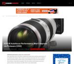 EOS M Autofocus Performance Won't Improve via Firmware [CR2] « Canon Rumors