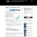 LINE事業の7~9月期、売上高倍増 209億円に - ITmedia ニュース