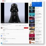 ~やる気のないダースベイダーのテーマ~ - YouTube