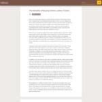 ペダルなし自転車バランスバイク サイトのキャプチャー画像