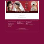 ウエディング小物ショップ Nuno*ichi HAPPY Shop  サイトのキャプチャー画像