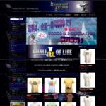 Tシャツイノベーター クマンドギャランド サイトのキャプチャー画像