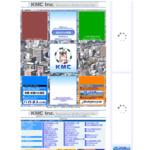 (株)KMCは広告メディアな!会社です。 サイトのキャプチャー画像