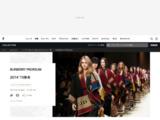 BURBERRY PRORSUM 2014~15秋冬コレクション | Fashionsnap.com