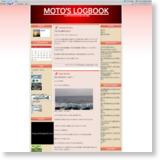MOTO'S LOGBOOKのサイトイメージ