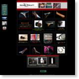 イシダクラフト ランディングネット販売のサイトイメージ