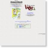ScissorsHandsのサイトイメージ