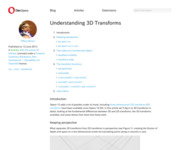 Understanding 3D Transforms - Dev.Opera