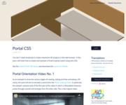 Portal CSS - hop.ie