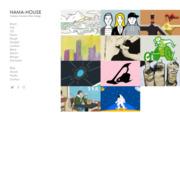 イラストレーターHama-House/blog