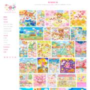 miki illustration web site.