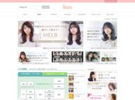 美容室&ヘアスタイル情報サイト「らしさ」
