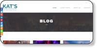 KAT'sカイロプラクティックホームページイメージ