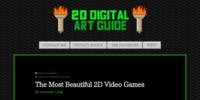 2D Digital Art Guideのキャプチャ