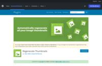 WordPress › Regenerate Thumbnails « WordPress Plugins
