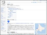 http://ja.wikipedia.org/wiki/%E8%B1%8A%E6%B5%9C%E3%83%88%E3%83%B3%E3%83%8D%E3%83%AB